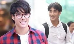 """ชาวเน็ตทัก """"เด่นคุณ"""" เที่ยวเกาหลีแล้วหน้าตาเปลี่ยนไป"""