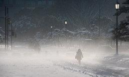 ภูเขาไฟระเบิดใกล้สกีรีสอร์ทญี่ปุ่น หิมะถล่มเสียชีวิตหนึ่งราย