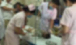 แม่ชาวจีนโหด ตัดช้างน้อยลูกชายวัยขวบครึ่งขาดเลือดอาบ