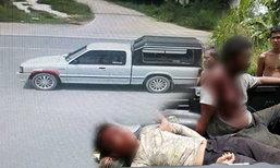 อุกอาจ! คนร้ายบุกปล้นเต้นท์รถมือสองที่ อ.นาทวี จ.สงขลา เจ้าหน้าที่เร่งล่า หวั่นนำรถไปก่อเหตุร้าย