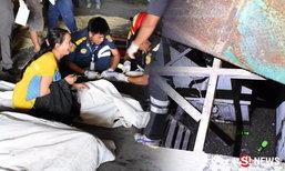 สังเวย 3 ศพ คนงานไซโลข้าวโพดมุดลงท่อ ขาดอากาศหายใจ