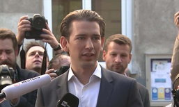 พรรคประชาชนออสเตรียประกาศชนะเลือกตั้ง ได้นายกฯหนุ่มที่สุดในโลก