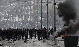 """ปะทะเดือดต่อต้าน """"ทรัมป์"""" รับรองเยรูซาเลมเป็นเมืองหลวงอิสราเอล"""