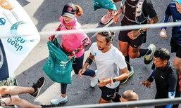 ตูน บอดี้สแลม วิ่งถึงเมืองชัยนาท ยอดทะลุเป้า 700 ล้านแล้ว