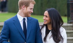 """ประกาศแล้ว วันอภิเษกสมรส """"เจ้าชายแฮร์รี่ เมแกน"""" 19 ก.พ.61"""