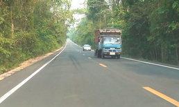 จ่อปิดถนนช่วงตัดป่าอ่างฤาไน แก้ปัญหารถเฉี่ยวชนสัตว์