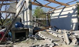 พลุเถื่อนระเบิด ฉีกร่างป้าวัย 62 สยดสยอง กู้ภัยเดินตามเก็บชิ้นส่วนอวัยวะ
