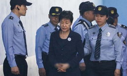 คุก 24 ปี! ศาลตัดสินอดีตประธานาธิบดีหญิงเกาหลีใต้ คดีรับสินบน