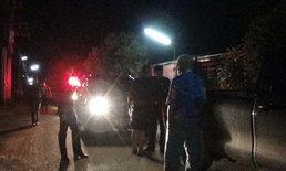 สกัดจับอดีตสจ.คนดัง โชว์ปืนขู่ชาวบ้าน เหตุขับรถปาดหน้ากัน