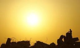 หัวเมืองใหญ่ 13 แห่ง อุณหภูมิจะร้อนขึ้น 2 องศาฯ ตั้งแต่ปี 2020