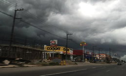กรมอุตุฯ ยังเตือน เมืองไทยค่อนประเทศ เผชิญหน้ากับพายุฤดูร้อน
