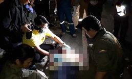 2 นักเรียน ม.6 ควบบิ๊กไบค์ แซงรถบรรทุกเสียหลักดับ 1 เจ็บ1
