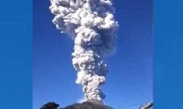 ภูเขาไฟเมราปีปะทุหนัก อินโดนีเซียอพยพคนหนี-ปิดสนามบิน