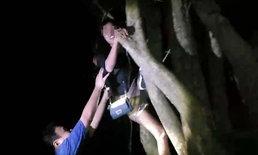 รวบนักพนัน กว่า 30 ชีวิต เปิดบ่อนพนันเต๋าปั่นในป่าละเมาะ