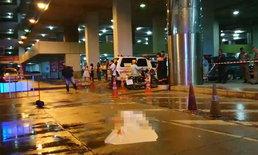 สาวนิรนามดิ่งอาคารจอดรถ MRT ลาดพร้าว ร่วงจากชั้น 9 ดับคาที่