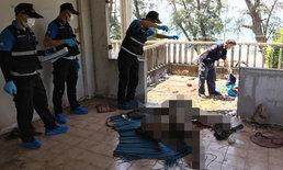 ฆ่าโหดขอทานพม่าทิ้งศพเปลือยในตึกร้าง