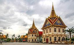 จีนสร้าง 'ช็อปปิงมอลล์' ในกว่างโจว เลียนแบบสถาปัตยกรรมไทย