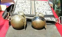 ตำรวจรวบลูกสาว อดีต ส.ส. พร้อมแฟนหนุ่ม พกระเบิดเที่ยวสงกรานต์