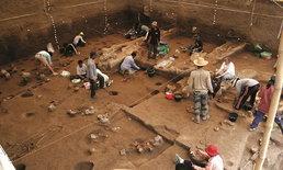 โคราชขุดพบแหล่งชุมชนโบราณ ใหญ่ที่สุดในอาเซียน