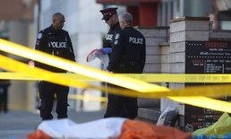 เกิดเหตุรถตู้พุ่งชนฝูงชนในแคนาดา ดับ 9 เจ็บ 16