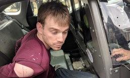 ตำรวจมะกันรวบมือปืนไรเฟิล กราดยิงสังหารร้านวาฟเฟิล 4 ศพ