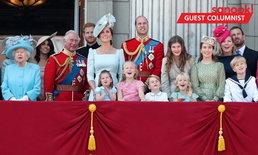 """82 ปีแห่งความเปลี่ยนแปลงของ """"พระราชวงศ์อังกฤษ"""""""