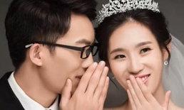 รักไม่ทิ้งเรียน คู่รักชาวจีนคบกันยาวนาน 10 ปี ตั้งแต่ป.ตรียันป.เอก