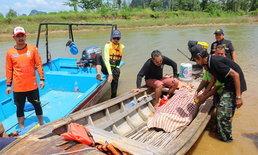 พบแล้วร่าง อส.หนุ่มว่ายน้ำไปเก็บเรือบังคับวิทยุ พลาดจมน้ำตายในคลองพังงา