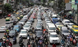 """บก.จร.ประกาศเส้นทางเลี่ยงรถติด """"ม็อบคนอยากเลือกตั้ง"""" เช้าวันนี้"""