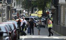 ตำรวจเบลเยียมกู้วิกฤตจับตัวประกัน โดนยิงสวนเสียชีวิต 2 นาย