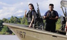 """""""แพนเค้ก"""" ยังไม่ทิ้งวงการ ตำแหน่งโฆษกพิเศษกองทัพเรือถือเป็นเกียรติที่ได้ทำ"""