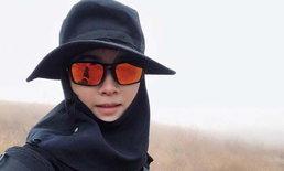 สาวไทยเล่านาทีหนีตาย เหตุแผ่นดินไหวบนภูเขาไฟรินจานี อินโดฯ