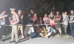 นักเรียนขี่จยย.พุ่งชนท้ายรถเทรลเลอร์ ดับยกคัน 4 ศพ