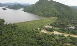 สถานการณ์น้ำที่เพชรบุรี มีแนวโน้มลดลง