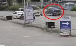"""เผยแล้ว! กระบะทับ 2 เด็กลีซอดับ เป็นรถของ """"นายตำรวจระดับผู้กำกับการ"""""""