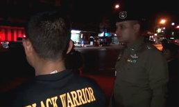 """โจ๋หัวร้อน ถูกขับรถปาดหน้า ตามไล่ยิงทำร้าย """"ทหารพราน"""" หลบหนีลอยนวล"""