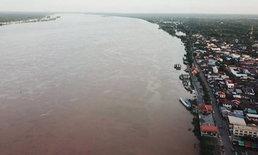ศูนย์เฉพาะกิจฯ ประกาศเตือนช่วง 7 วันนี้ น้ำโขงเพิ่มระดับ 50-100 ซม.