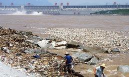 เปิดผลสำรวจ 90% ขยะพลาสติกในมหาสมุทร มาจากแม่น้ำแค่ 10 สาย