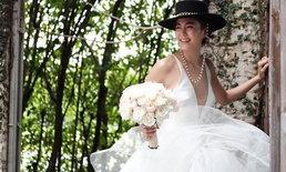 """มาแล้วชุดแต่งงาน """"เจนี่"""" ใส่ถ่ายพรีเวดดิ้ง สวยและเก๋มาก"""