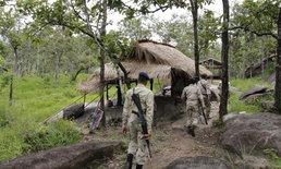 หลวงปู่ให้หวยแม่น ชาวบ้านต้านจนท.ทลายสำนักสงฆ์รุกป่าสงวน