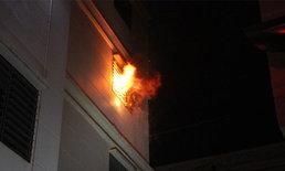 ระทึก! ชาวบ้านหนีตายอลหม่าน หลังเพลิงไหม้คอนโดฯ ดังในพัทยา