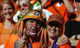 กังหันสีส้มฉลุยรอบสุดท้ายทีมแรก