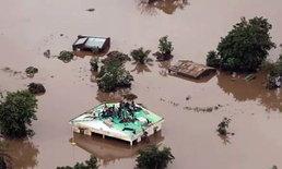 โมซัมบิกหวั่นยอดดับพุ่งเกิน 1,000 คน หลังพายุไซโคลนอิดายพัดถล่มหนัก