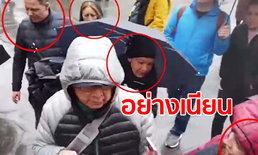 หลักฐานชัด! คนไทยเที่ยวอิตาลีเจอแก๊งมิจฉาชีพฉกกระเป๋า (มีคลิป)