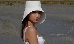 """""""ญาญ่า"""" ใส่หมวกเก๋ สวยไม่ซ้ำใคร ถ้าคนอื่นใส่อาจไม่รอด"""