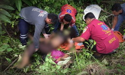สาวซ้อนสามพากันกลับบ้าน รถปิกอัพวูบเสยท้ายกระเด็น สังเวย 3 ศพ