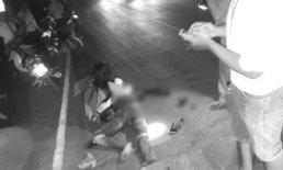หนุ่มถูกยิงดับ 2 นัดซ้อน หลังมีคนโทรมานัดพบ สงสัยรองเท้าแตะปริศนาในที่เกิดเหตุ