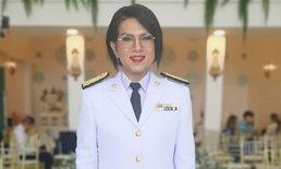 """""""กอล์ฟ ธัญญ์วาริน"""" เปิดใจสื่อนอกในฐานะ ส.ส.ข้ามเพศคนแรกของรัฐสภาไทย"""