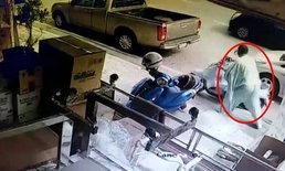 นักโทษเข้ารักษาตัวที่โรงพยาบาล ฉวยจังหวะชิงรถหนีลอยนวล