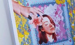 """ตะลึงภาพวาดของ """"น้ำตาล เดอะสตาร์"""" งดงามมาก ครอบครัวร้อยเรียงเป็นสมุดที่ระลึกในความทรงจำ"""